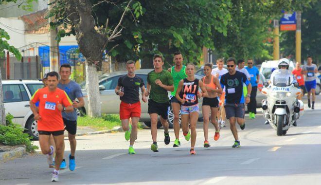 Foto: Crosul Olimpic, la Constanţa. Traficul în centrul oraşului va fi restricţionat