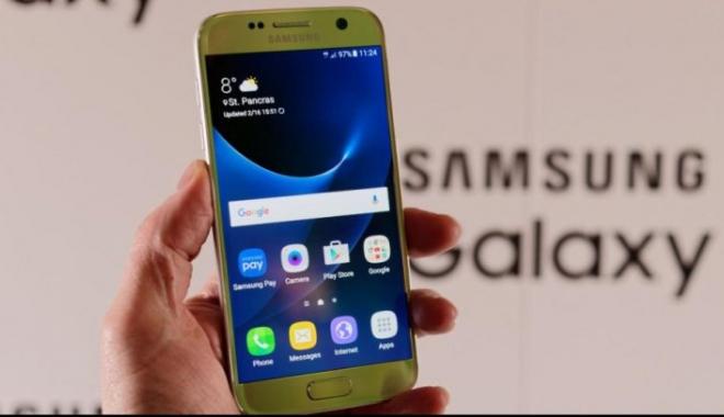 Foto: Samsung renunţă la Edge. Noutatea adusă de noul smartphone Galaxy S8 Plus