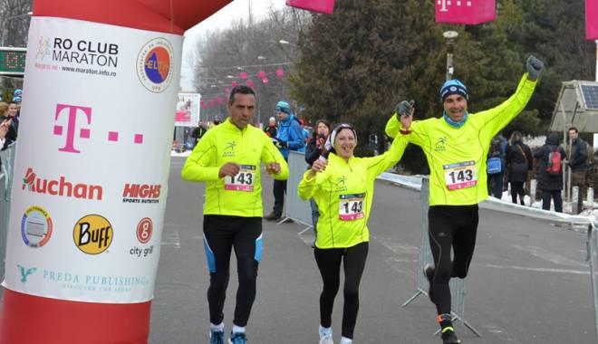 Foto: AS SanaSport, campioană la Semimaratonul Gerar