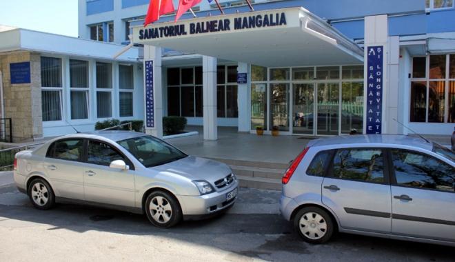 Foto: Sanatoriul Balnear Mangalia are o nouă conducere
