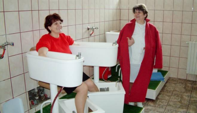 Foto: Tratamente complexe şi recuperare medicală, la Sanatoriul Balnear Mangalia