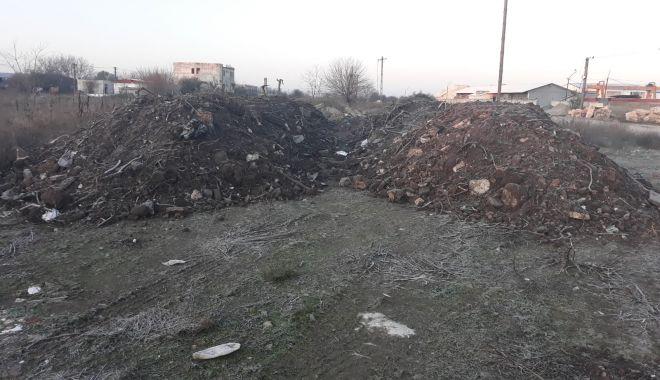 Foto: Sancțiuni pentru cei care aruncă deșeurile la întâmplare