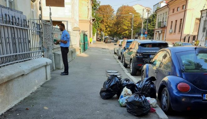 Sancțiuni usturătoare pentru constănţenii care aruncă gunoiul pe domeniul public - sanctiuni-1631626417.jpg