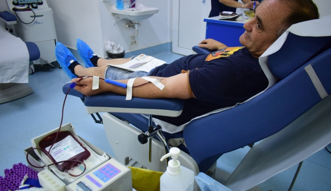 Foto: Este nevoie de sânge! Un simplu gest care salvează vieţi omeneşti
