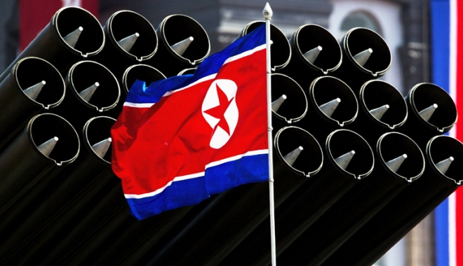 Foto: Şantaj nuclear! Phenianul,  noi săgeţi la adresa Washingtonului