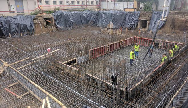 Foto: OMV Petrom donează 10 milioane de euro pentru construcția primului spital specializat de oncologie pediatrică din România