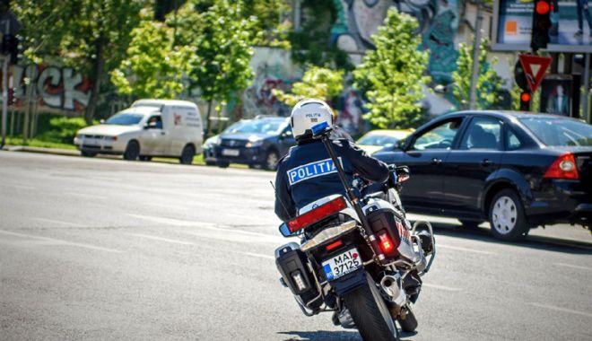 Foto: Săptămână plină de razii, la Constanţa. Nouă şoferi au rămas pietoni