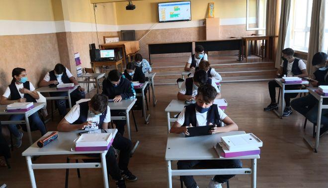 Săptămâna europeană a programării,  la Şcoala
