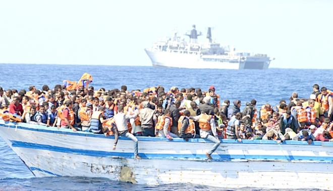 Foto: Şapte străini arestaţi la Constanţa pentru trafic de migranţi