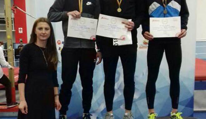 Foto: Şapte medalii pentru atleţii constănţeni, la Campionatul Naţional