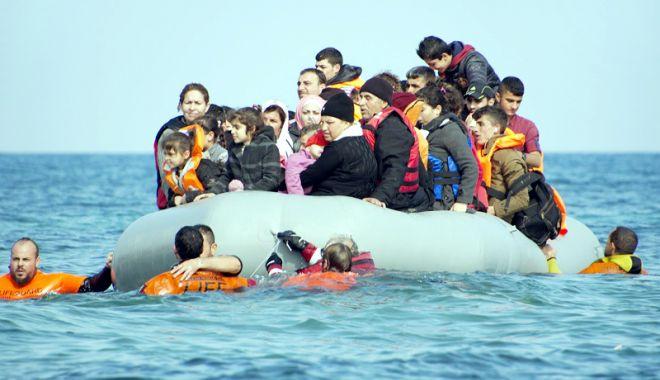 Foto: Şapte copii şi-au pierdut viaţa  în Marea Egee