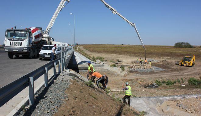 Foto: Șapte guverne n-au reușit să finalizeze șoseaua de centură a municipiului Constanța