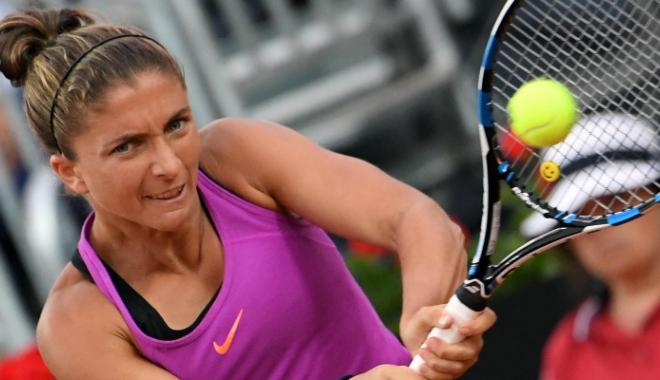 Foto: Tenis / Sara Errani se apără în scandalul în care este acuzată de dopaj