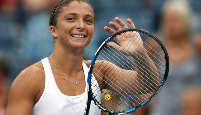 Foto: Tenis / TAS a majorat de la 2 la 10 luni suspendarea jucătoarei italiene Sara Errani
