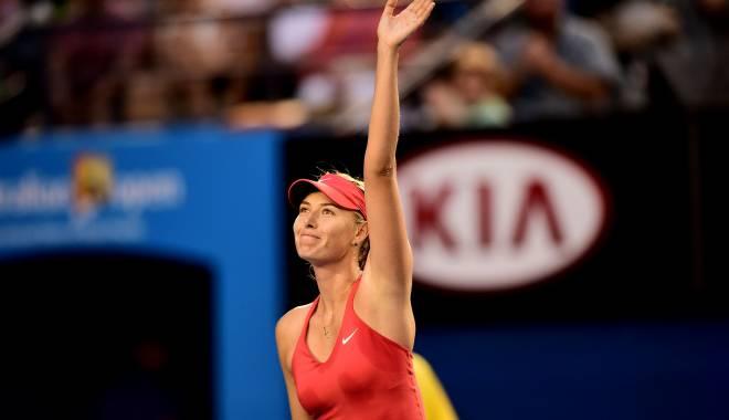 Tenis / Maria Șarapova, calificată în optimile de finală la Australian Open - sarapova-1422012017.jpg
