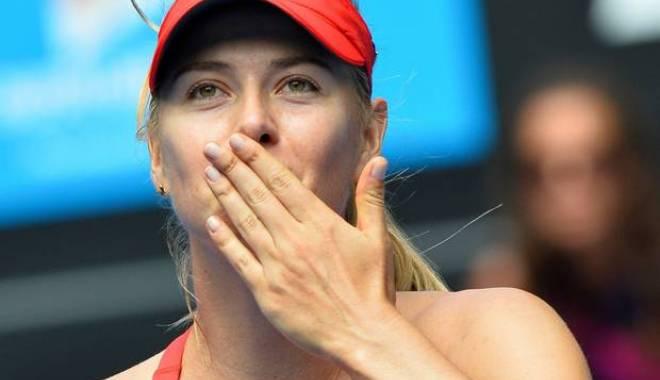Foto: Maria Şarapova nu va concura la Fed Cup / Cine o va înlocui