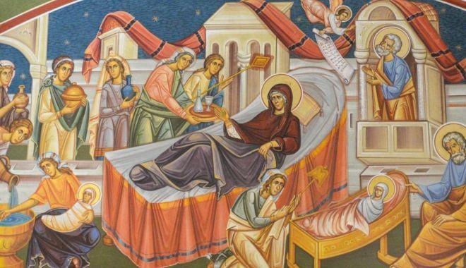Foto: Creștinii ortodocși sărbătoresc azi Nașterea Maicii Domnului
