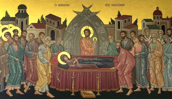 Sărbătoarea Adormirii Maicii Domnului - zi mare pentru credincioșii ortodocși - sarbatoareaadormireamaicii-1565827596.jpg