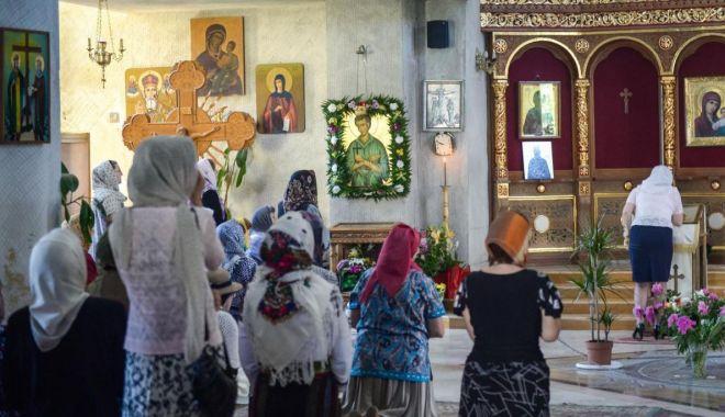 Foto: Sărbătoare mare. Astăzi este Tăierea capului Sfântului Ioan Botezătorul