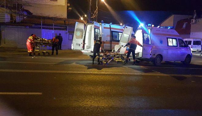 Foto: TRAGEDIE PE ŞOSEAUA MANGALIEI! Şoferul care a spulberat patru persoane, testat pentru consum de alcool şi droguri