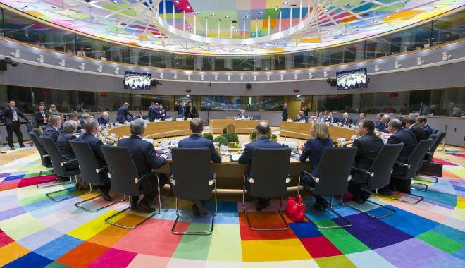 Foto: Şase lideri din UE discută, mâine, despre candidaţii la funcţiile de top