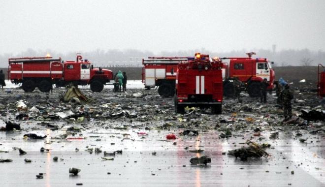 Foto: Rusia: Şase morţi într-un accident de avion.  Un copil de doi ani, singurul supravieţuitor