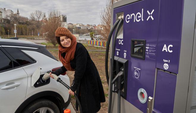 Şase staţii de încărcare a vehiculelor electrice, amenajate de Enel, la Constanţa - sasestatiideincarcare-1611689124.jpg