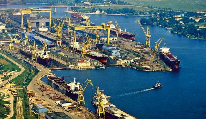 Foto: S-au finalizat negocierile privind asocierea dintre statul român și grupul Damen