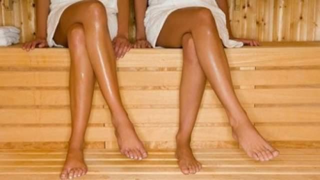 Foto: O femeie şi fiica sa au murit după ce au rămas blocate într-o saună