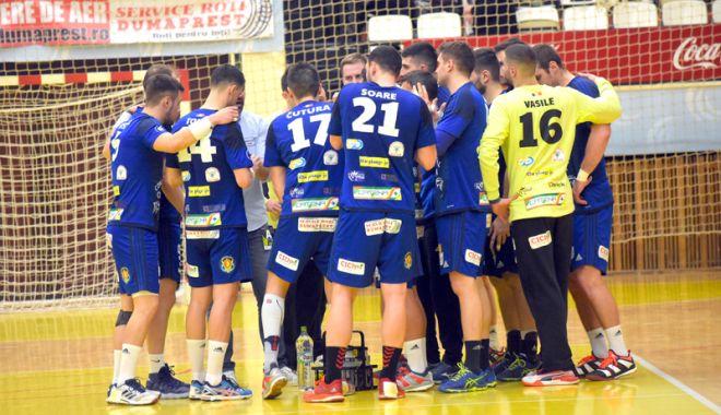 Foto: Să vină Cupa la Constanţa! HC Dobrogea Sud cheamă suporterii la sală