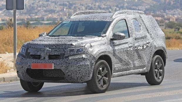 Foto: DACIA va lansa un SUV mai mare decât DUSTER