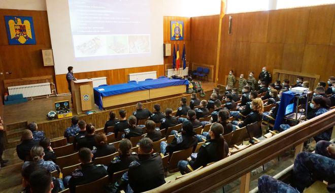 Tainele scafandrilor, dezvăluite elevilor de la Școala Militară de Maiștri Militari - scafandriscoala-1617726602.jpg