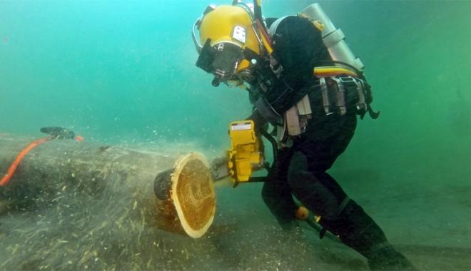 Foto: Crește alocația de hrană a marinarilor și scafandrilor