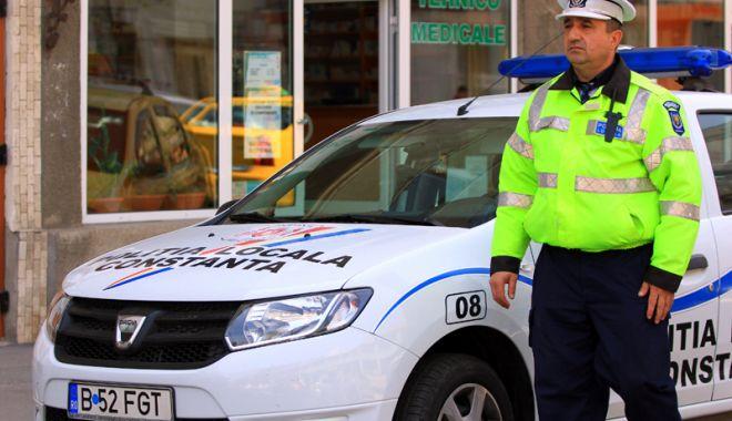 Foto: Scandal în cartierul Henri Coandă. Poliţiştii locali au intervenit