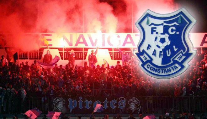 Foto: Scandal la licitaţia pentru sigla FC Farul. S-a lăsat cu plângeri penale!