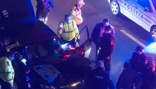Foto: Ce spune Jandarmeria despre SCANDALUL DIN MIEZ DE NOAPTE