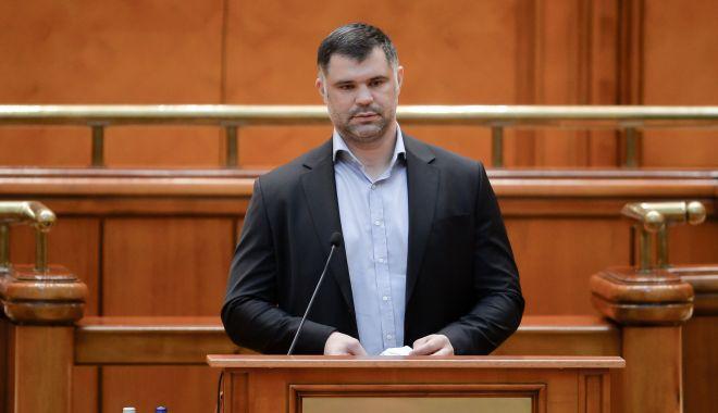 """O nouă ceartă pe măști în Parlament. Daniel Ghiţă: """"Am adeverinţă medicală!"""" - scandalparlament-1618325934.jpg"""