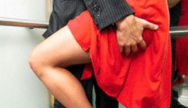 Foto: Scandal sexual �n �nv���m�ntul rom�nesc