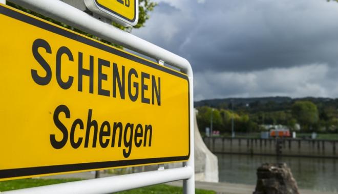 """Foto: """"Cred că spaţiul Schengen ar trebui să includă Bulgaria şi România"""""""
