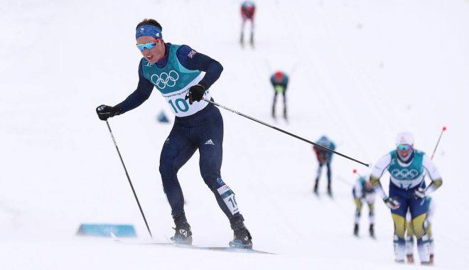 Foto: Paul Pepene – locul 37, Alin Cioancă – locul 43, la schi fond