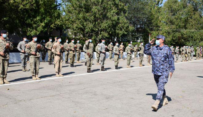 Foto: Schimbare de comandă la Regimentul 307 Infanterie Marină