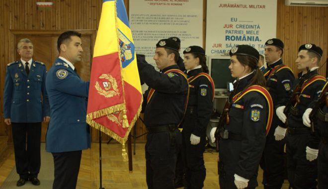 Foto: Schimbare  de comandă la Inspectoratul de Jandarmi Constanţa
