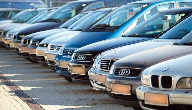 Foto: Schimbare importantă pentru şoferii care cumpără maşini la mâna a doua