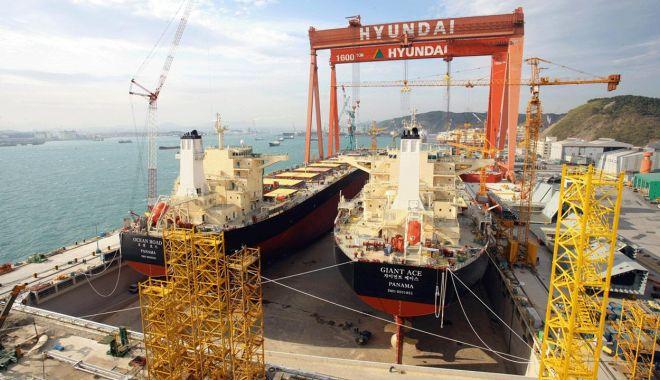 Foto: Schimbare în topul constructorilor de nave