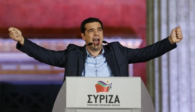 Foto: Tsipras vrea schimbări radicale în Grecia: