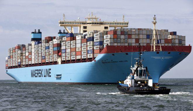 Foto: Schimbări spectaculoase pe piața containerelor de la Marea Neagră