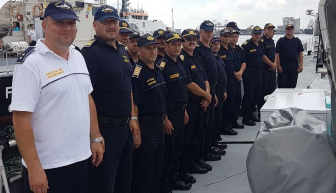Schimb de ştafetă la Poliţia de Frontieră. Nava MAI 1102 supraveghează frontierele Europei - schimbdestafeta1-1533659576.jpg