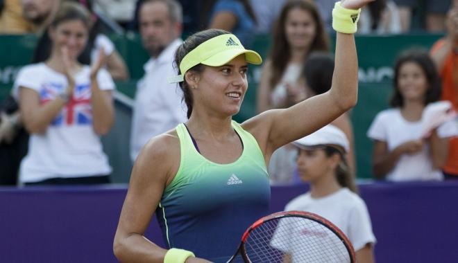 Foto: TENIS / Sorana Cîrstea - Monica Puig, în deschiderea turneului de la Miami