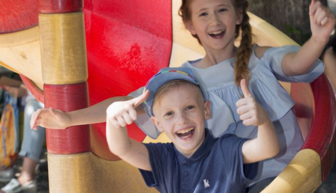 Foto: Copiii pot lua cursuri  de vară în limba engleză