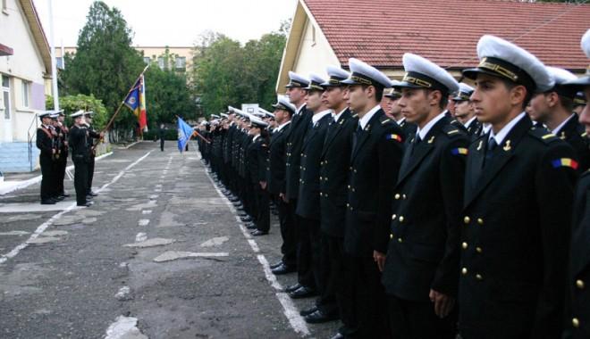 """Foto: Şcoala Militară """"Amiral Ion Murgescu"""", la ceas aniversar"""
